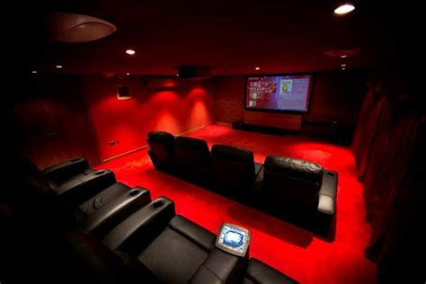 what color should i paint my home theater room