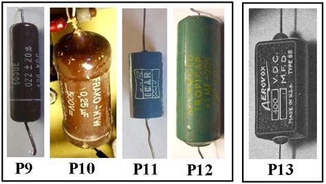 replacing wax capacitors replacing wax capacitors 28 images grunow radio restoration retrovoltage trav ler model