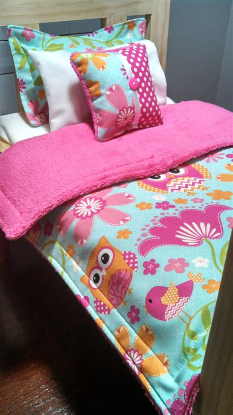 american girl bedding etsy your place to buy and sell all things handmade