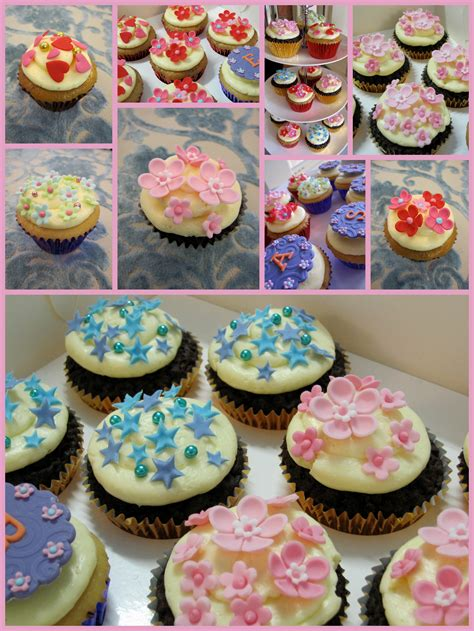 Cupcake Decorations by Sugar Decorations Inspired By