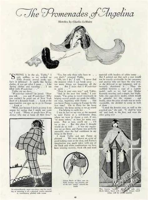 vintage clothes fashion ads of the 1920s page 20