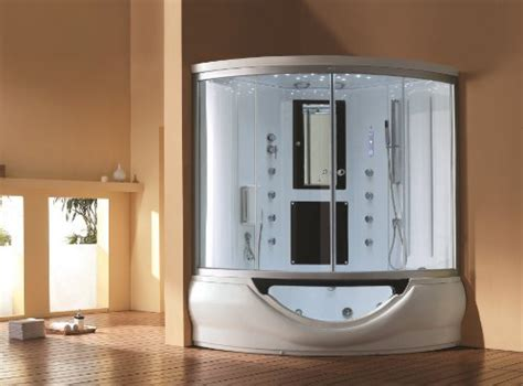 Buy New Shower Where To Buy 59 Quot Eagle Bath M A6012 Steam Shower Sauna