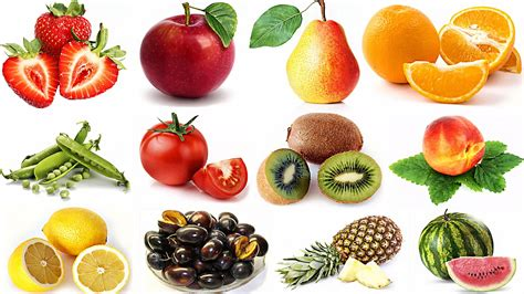 vegetables that are fruit learn names of fruits and vegetables with cutting fruits
