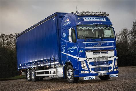 fh with i shift dual clutch shifts l kr thorpe to volvo