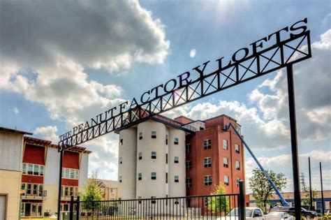 Apartments Downtown San Antonio Historic Peanut Factory Turned Into High End Lofts In