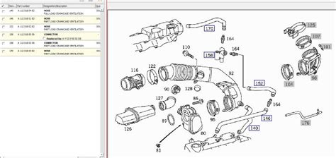 2001 Ml430 Need Vacuum Diagrams For Engine Please