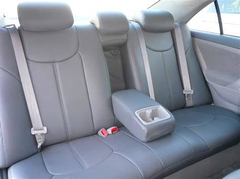 Seat Covers Toyota Camry Clazzio Covers 2007 2010 Toyota Camry Pvc Vinyl Seat