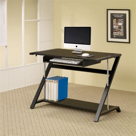 Slim Computer Desks Choose Slim Computer Desk If You Deserve To Spacious Feeling In Your Personal Office