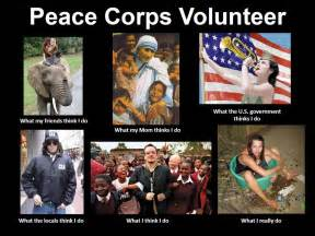 International Memes - our peace corps journey the returned peace corps volunteer