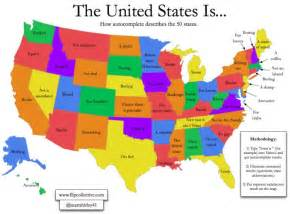 us map showing each state 12 maps of the united states that will your mind