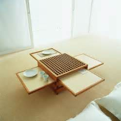 Cool Kitchen Tables Cool Expandable Coffee And Dining Tables By Sculrtures Jeux Digsdigs