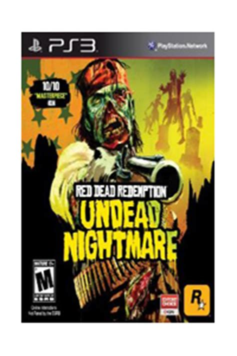 Kaset Bd Ps3 Original Dead Redemption Undead Nightmare most wanted ps3 2010