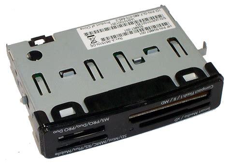 Memory Card Hp hp 504857 001 pavilion p6000 15 in 1 memory card reader ebay