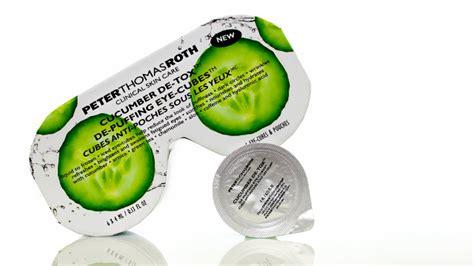 Roth Cucumber Detox Eye Cubes by Detox Skincare Gloria S Mood