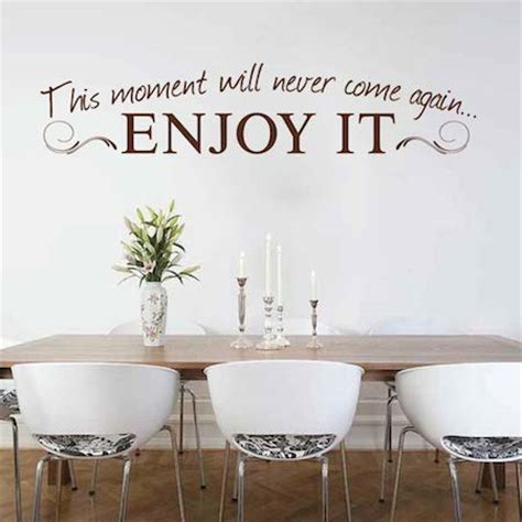 dining room wall quotes dining room wall quotes quotesgram