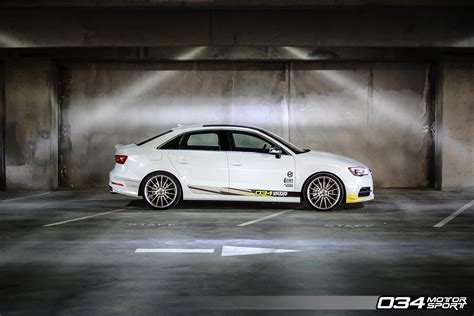 034motorsport 8v audi s3 performance dynamic lowering springs 8v audi a3 s3 quattro