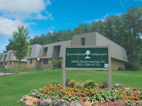 Summerhill Apartments Rock Ar Summer Tree Valley View Rock Ar