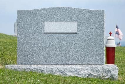 Design Your Own Headstone Lovetoknow Grave Marker Template