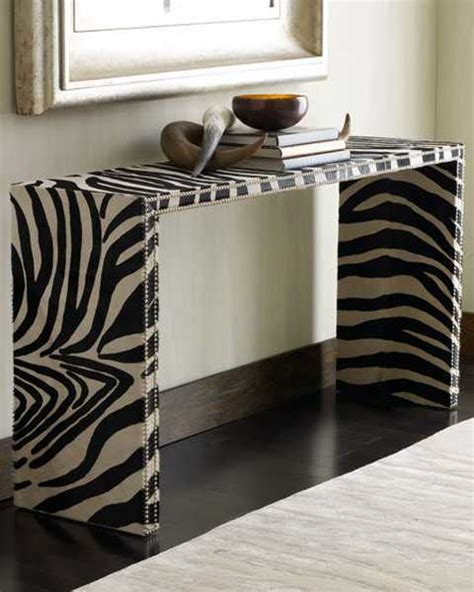 zebra home decorations zebra table decoration ideas photograph exotic home decora