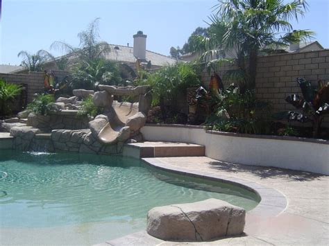 Tropical Backyard Tiki Paradise In Corona California By Tiki Paradise In Your Backyard