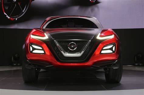 nissan gripz nissan gripz concept is an all wheel drive hybrid with