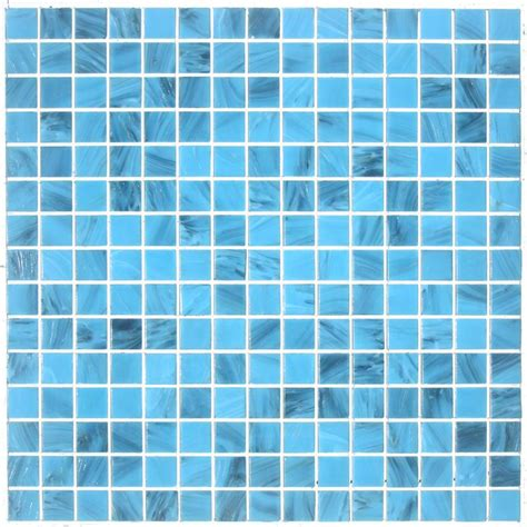 blue mosaic tile kaleidoscope colorswirl glass mosaic tile in blue hawaii