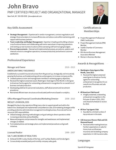 Job Sample Resume by Best Cv Photo Advice And Tips To Add Or Not To Add