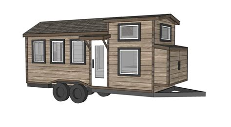 tiny house design plans construire sa propre tiny house plans gratuits et