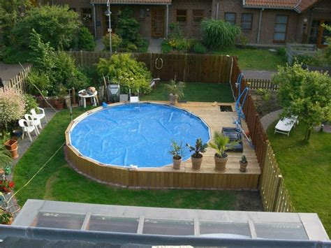 backyard inflatable pools intex pools intex frame pool in erde einlassen pool