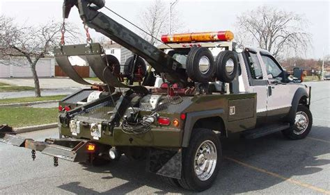 Tow Truck Accessories Miami Things To Consider Before Buying A Towing Truck