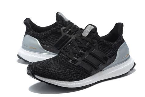 adidas ultra boost 2017 unisex black white bb6056 adidas black white shoes