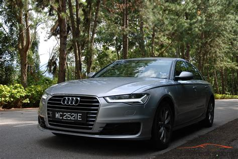 Test Audi A6 by Test Drive Review Audi A6 1 8 Tfsi Autofreaks