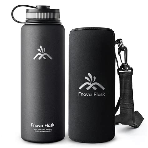 To Market Recap Cool Flask fnova flask 40 ounce insulated stainless steel water