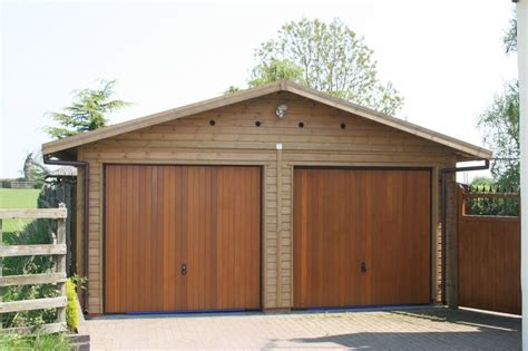 20 X 20 Garage by 20 X 20 Garage Warwick Timber Garages
