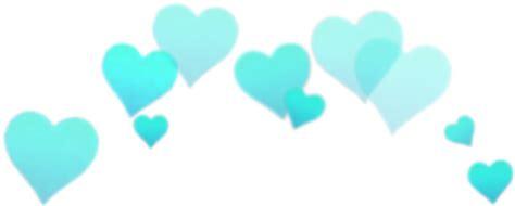 imagenes tumblr png corazones coronadecorazones corona corazon corazones tumblr azul