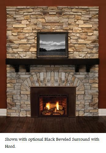 insert fireplace gas majestic topaz 20ildv direct vent gas fireplace insert