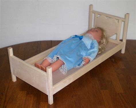 Doll Bunk Beds For Sale Unfinished Doll Bed For American Size Doll By Judy Illi
