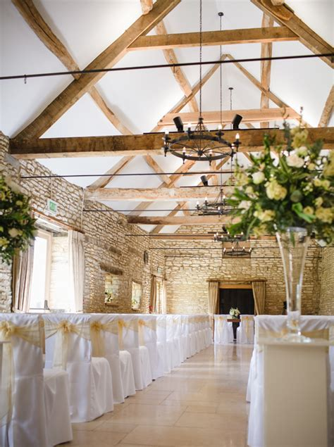 Top 15 Wedding Venues in the Cotswolds
