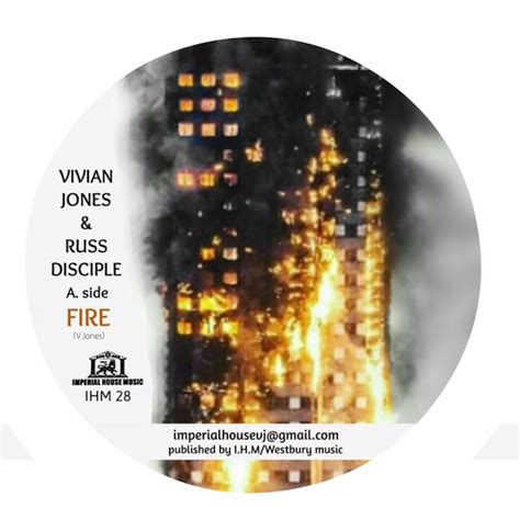 blaze house music vivian jones russ disciple fire 7 imperial house music ihm28 le site de