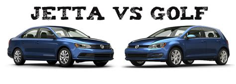 Jetta Vs Golf by Difference Between Vw Jetta And Golf