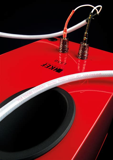 hi fi choice speaker cable reviews shawline x speaker cable the chord company