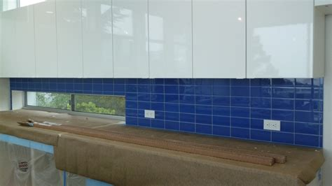 cobalt glass subway tile