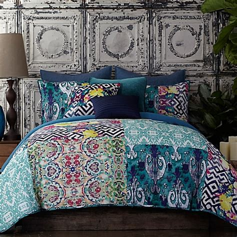 Tracy Porter 174 Poetic Wanderlust 174 Florabella Comforter Set In Teal Bed Bath Beyond