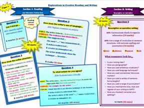 new gcse language paper 1 creative reading