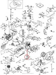 powermate genset 5500 6875 model pm0525300 17 w tecumseh 11hp leak help smokstak