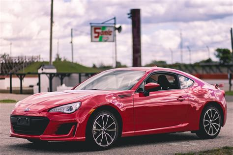 red subaru brz 2017 subaru brz red 200 interior and exterior images