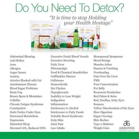 Arbonne 28 Day Detox Diet Recipes by Arbonne 28 Day Detox Program Vegan Detox Clean