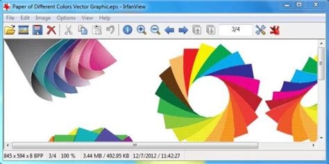 eps format irfanview 3 free eps viewer applications