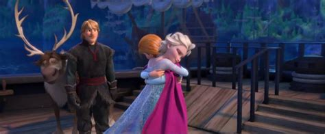 frozen film up anna and elsa the new extrovert and introvert