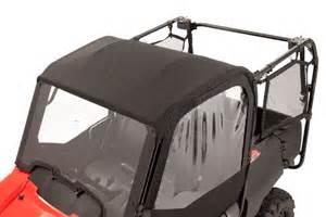 Honda Pioneer 700 4 Roof Accessories Gallery